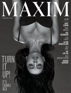 Maxim #5 (may 2015 / USA)