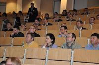 Uczestnicy w trakcie wykładu