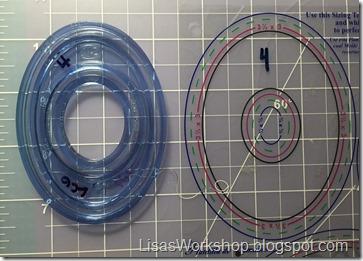 CCS circles & ovals are BACK!  CCS Blog Hop @ Lisa's Workshop