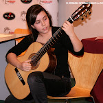 Marina Payá Gil. Tribuna Rosa Gil Bosque de Jóvenes Guitarristas