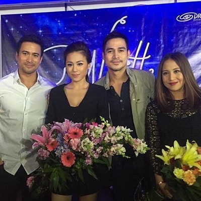 Sam Milby, Toni Gonzaga, Piolo Pascual, Jolina Magdangal - Written In Our Stars