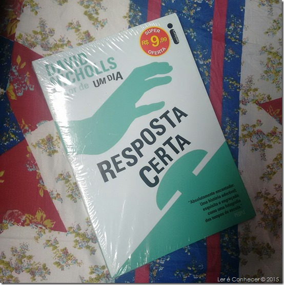 Resposta Certa – David Nicholls (Starter for Ten)
