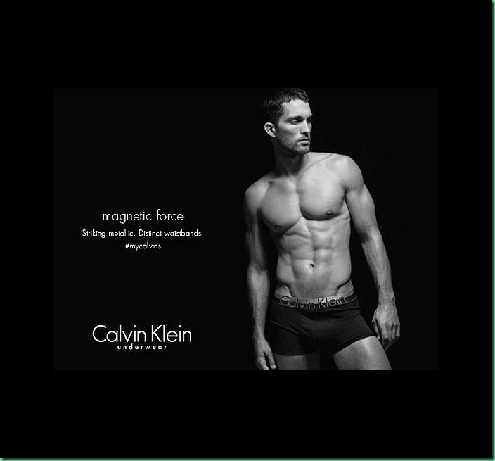 Campaign: Tobias Sorensen for Calvin Klein Underwear