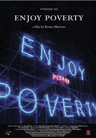 Ciesz siê bied±! / Enjoy Poverty (2008) PL.TVRip.XviD / Lektor PL