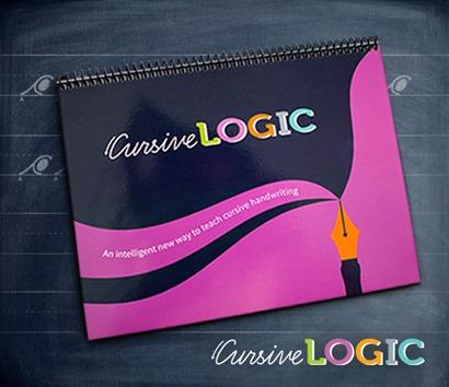 CursiveLogic Workbook Cover ~  CursiveLogic Review