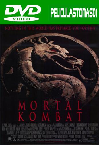 Mortal Kombat (1995) DVDRip