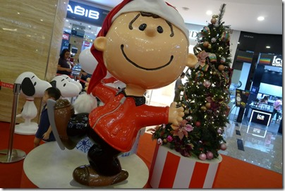 DREAM BIG WITH SNOOPY & FRIENDS @ The Shore Shopping Gallery 2015