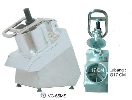 Alat Pemotong Buah dan Sayuran Setengah Lingkaran (Fruits & Vegetable Cutter) : VC-60MS