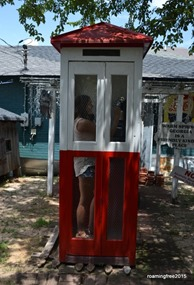 Phone Booth -- what's that??!!