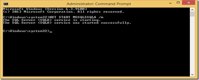 Start-SQL_Single