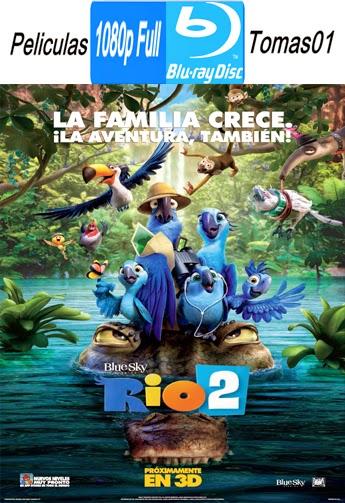 Rio 2 (2014) BRRipFull 1080p