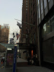 My hotel for the week on the east side of 42nd St