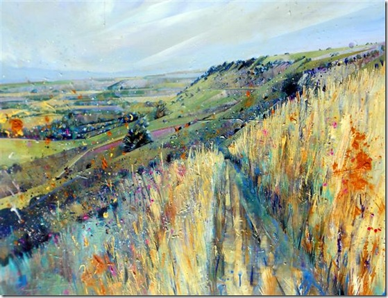 The Sussex Weald-Lorna-Holdcroft-ENKAUSTIKOS
