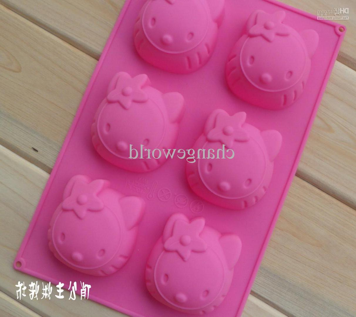 Name hello kitty cake mold
