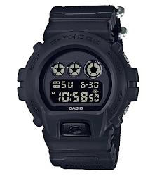 Casio G Shock : DW-6900BBN