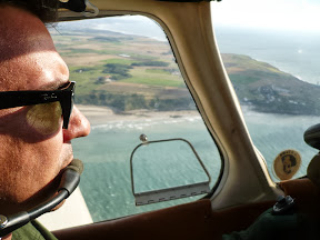 Vol retour par le Cap Gris-Nez