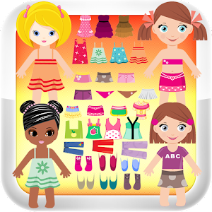 Dress Up Game 4 Girls For PC (Windows & MAC)