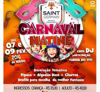 Carnaval Matinê