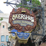 The Akershus restaurant in Norway where the kids had lunch with the princesses in Epcot in Disney 06072011a
