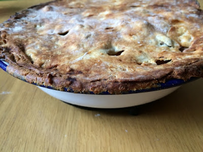 Chicken Pie Potato Pastry Rationing