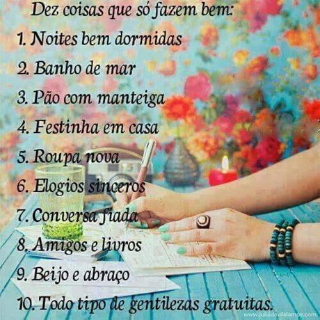 dez coisas