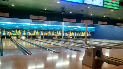Galaxy Bowling & Pizza Ltd, 1702 23 St N, Lethbridge, AB T1H 5B3, Canada, Bowling Alley, state Alberta