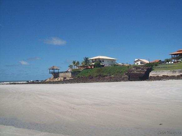 Praia do Farol Velho - Salinopolis, Parà, fonte: Carlos Macapuna