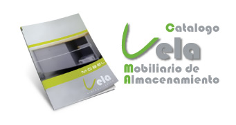 Catalogo de Mobiliario de almacenamiento Vela