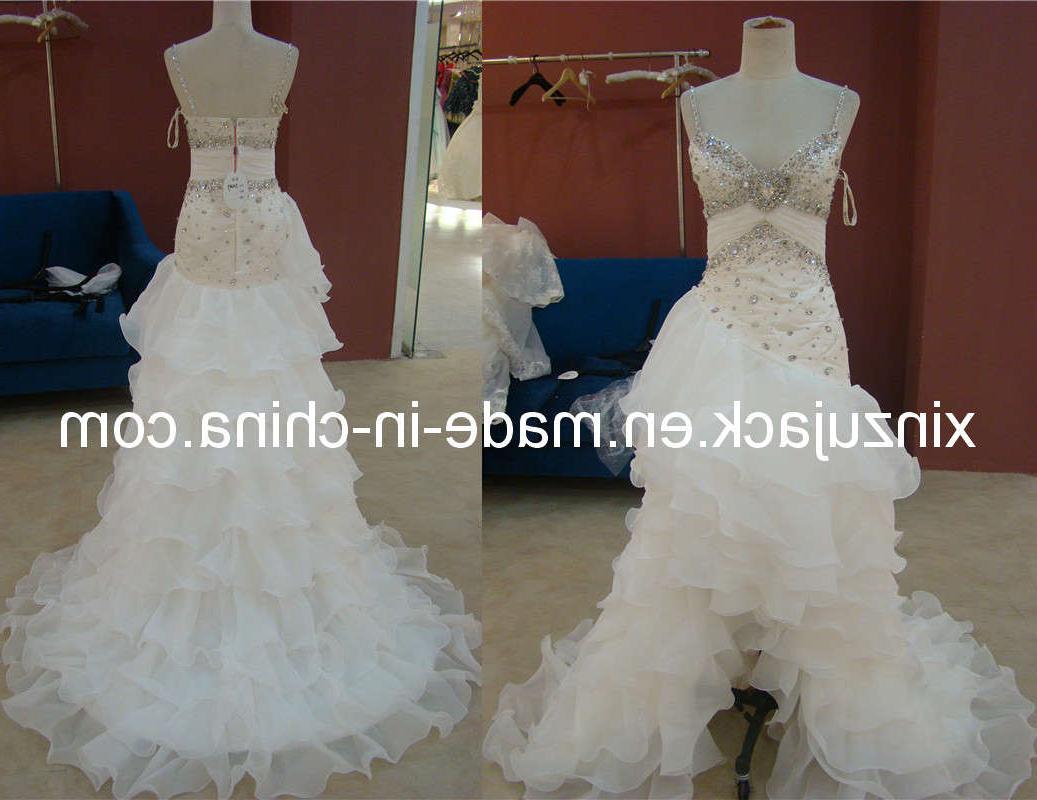 Custom-Made Cool Wedding Dress