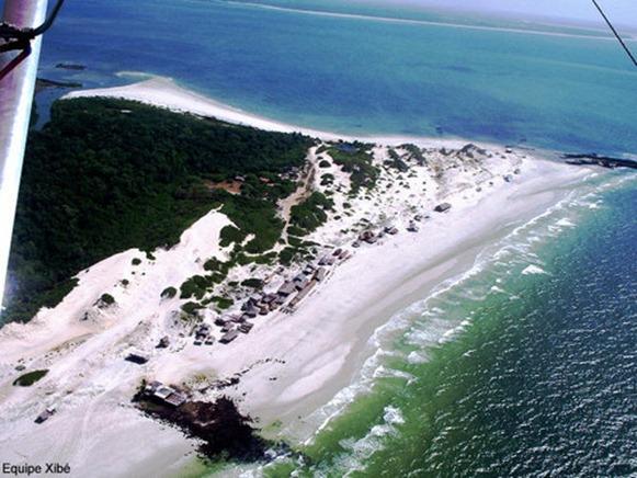 Ilha de Algodoal - Marapanim, foto: Equipe Xibé