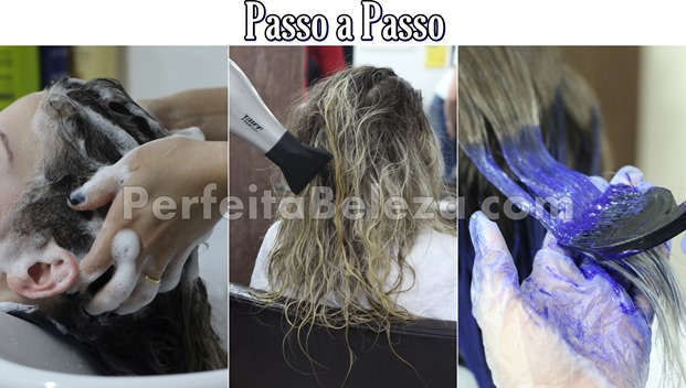 passo a passo do botox platinum isa hair