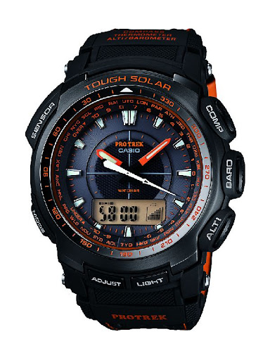 Jam Casio Original : PRG-510GB