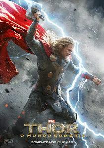 Thor - O Mundo Sombrio - Dublado AVI + RMVB