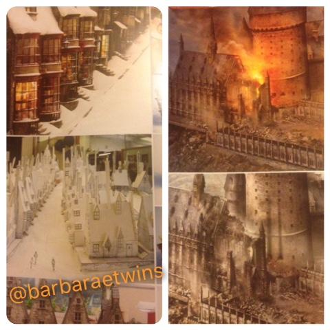 scene film Harry Potter