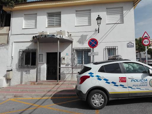 Policía Local de Pulianas, Plaza del Doctor Fleming, 3, 18197 Pulianas, Granada, España, Comisaría de policía | Andalucía