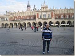 Wawel, Kathedrale, Abschiedsessen in Krakau 018