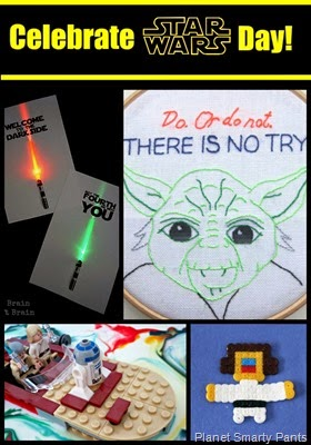 Star Wars Ideas and Activities for Kids