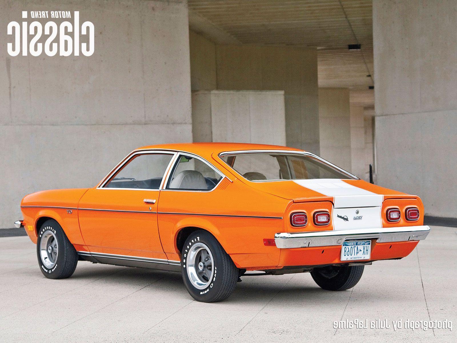 1973 Chevrolet Vega GT,