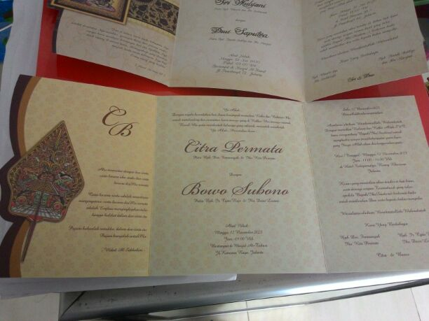 cetak undangan murah di bandung