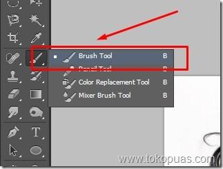cara memotong gambar dengan seleksi photoshop