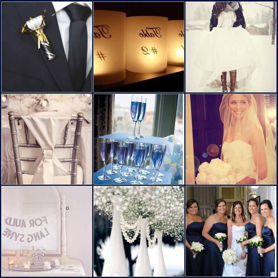 wedding color schemes dyer