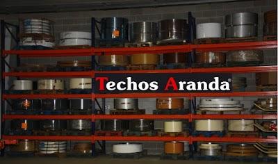 Techos aluminio San Andrés del Rabanedo