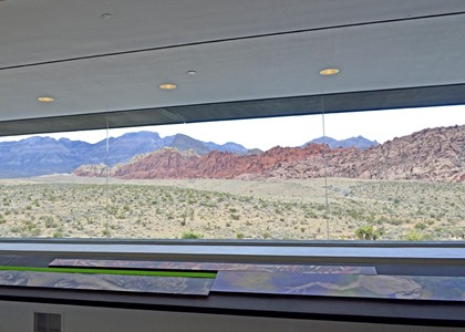 RR Visitor Center View