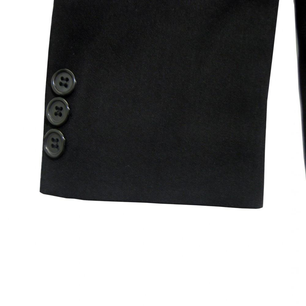 Black Quality Suit Jacket Coat