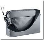 Nike kit bag metallic grey