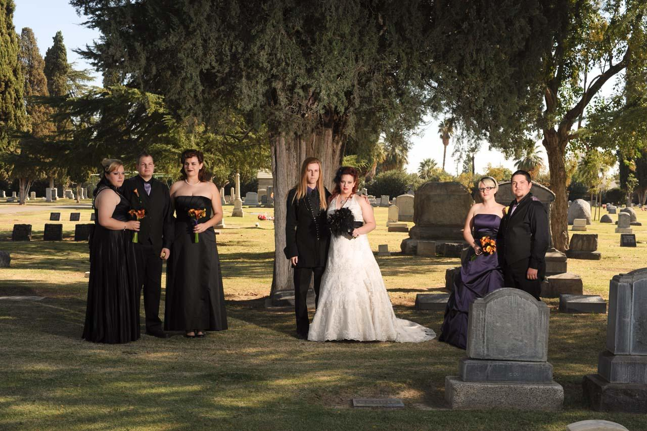 Creepy or Cool: Wedding Photos