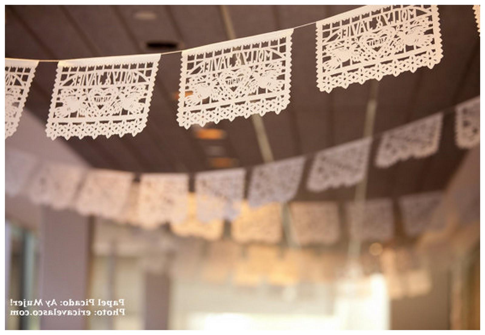 mexican backdrops decorations