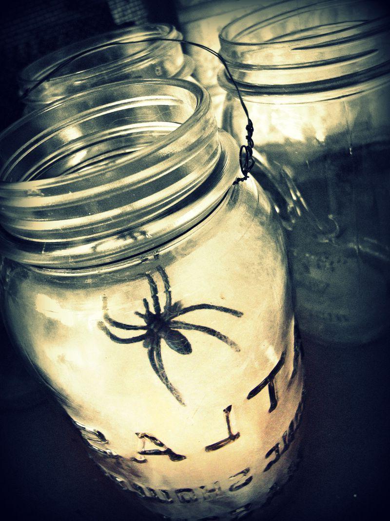 How to make a mason jar