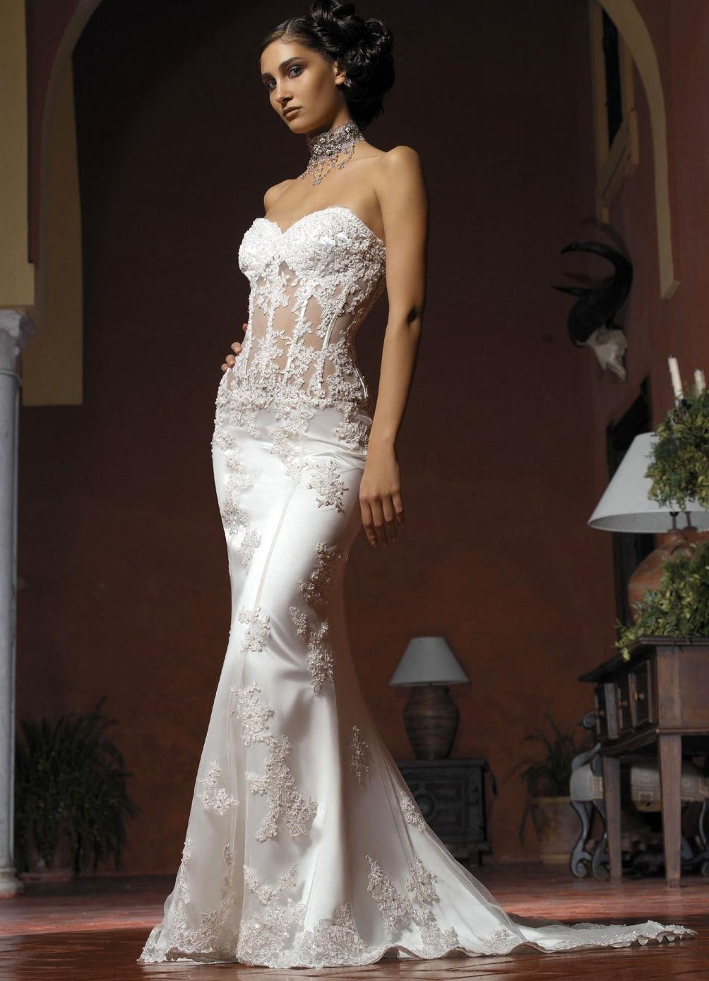 wedding dresses colors