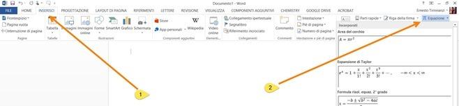 inserire-equazione-word